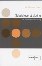 Subsidieverstrekking