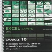 Financiele functies, tabellen, scenario's en doelzoeken Module 10