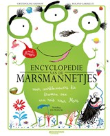 De encyclopedie van de marsmannetjes | Gwendolyne Raisson ; Roland Garrigue |