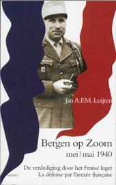 De verdediging van Bergen op Zoom door het Franse leger in mei 1940