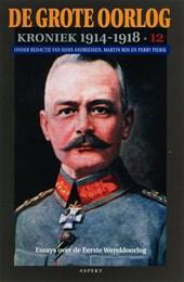 De Grote Oorlog, kroniek 1914-1918 12