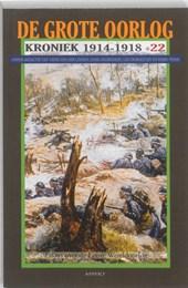 De grote oorlog, 1914-1918 De Grote Oorlog  Kroniek 1914-1918 Deel