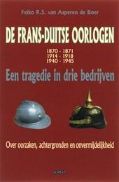 De Frans-Duitse oorlogen