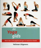 De yogagids | Clare Brown |
