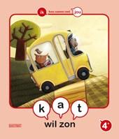Samenleesboek Kat wil de zon - Samenleesboek