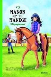Manon op de manege Manon op de manege - Het ponytoernooi