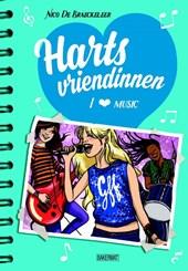 Hartsvriendinnen Hartsvriendinnen - I love music