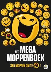 Smiley Smiley mega moppenboek