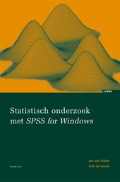 Statistisch onderzoek met SPSS for Windows