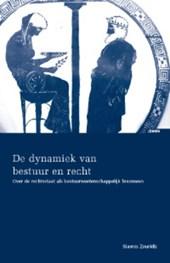 De dynamiek van bestuur en recht