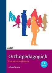 Orthopedagogiek