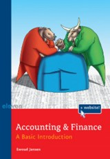 Accounting & Finance | Ewoud Jansen |