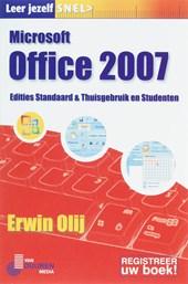 Leer jezelf Snel Microsoft Office 2007 NL