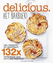 Delicious het bakboek!