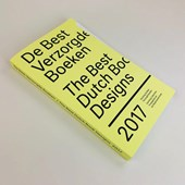 De Best Verzorgde Boeken | The Best Dutch Book Designs 2017