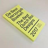 De Best Verzorgde Boeken | The Best Dutch Book Designs 2017