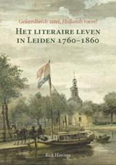 Het literaire leven in Leiden 1760-1860