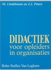 Didactiek voor opleiders in organisaties