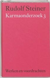 Karmaonderzoek 3 (Werken en voordrachten)