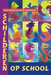 Schilderen op school