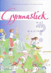 Gymnastiek wat hoe waarom Werkboek