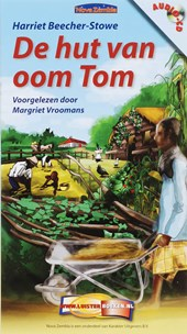 Nova Zembla-luisterboek De hut van oom Tom | Harriet Beecher Stowe |
