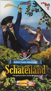 Nova Zembla-luisterboek Schateiland
