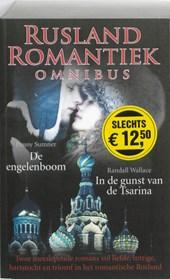 Rusland Romantiek omnibus; De engelenboom; In de gunst van de Tsarina