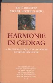 Harmonie in gedrag