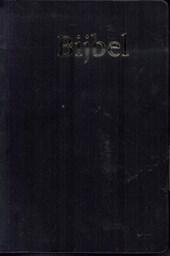 Bijbel hand/schoolbijbel met soepele omslag Zwart NBG-vertaling