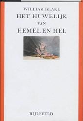 Het huwelijk van hemel en hel Facsimile