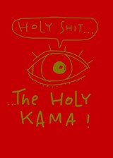 The Holy Kama | Kamagurka |