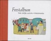 Feestalbum van mijn Eerste communie