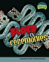 Bloed en ceremonies