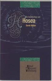 De Bijbel spreekt vandaag De boodschap van Hosea