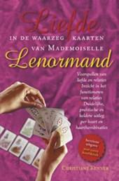 Liefde in de waarzegkaarten van Mademoiselle Lenormand