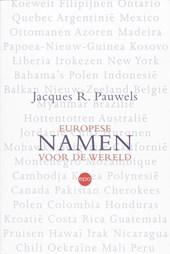 Europese namen van de wereld
