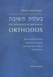 the dynamics of becoming orthodox
