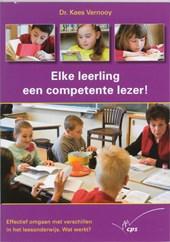 Elke leerling een competente lezer!