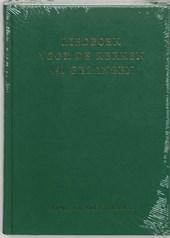 Liedboek voor de kerken de 491 Gezangen Stevig kunstleer groen