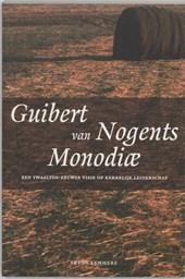 Middeleeuwse studies en bronnen Guibert van Nogents Monodiae