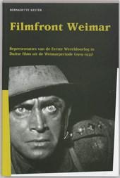 Filmfront Weimar