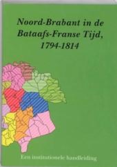 Noord-Brabant in de Bataafs-Franse tijd, 1794-1813