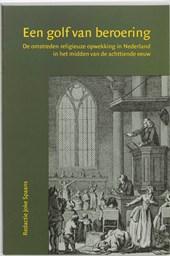 Amsterdamse Historische Reeks Grote Serie Een golf van beroering