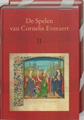 De spelen van Cornelis Everaert set 2 dln
