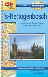 Stratengids 's-Hertogenbosch