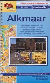 Stratengids Alkmaar