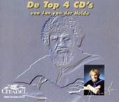 De Top 4 CD's van Jan van der Heide