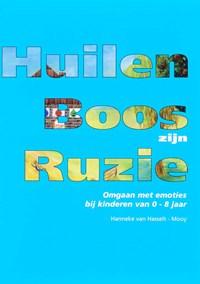 Huilen Boos zijn Ruzie   H. van Hasselt-Mooy  