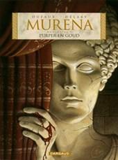 Murena 01. purper en goud